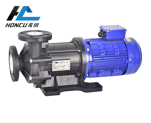 GY-402PW-F-FV泓川氟塑料强酸碱磁力泵