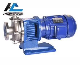 泓川不锈钢高温磁力泵产品介绍 (不锈钢泵