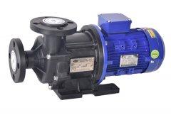 磁力泵如何选材质,氟塑料磁力泵使用注意事项