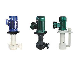 泓川GYL可空转耐酸碱立式泵 喷淋塔循环泵