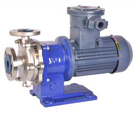 泓川大流量不锈钢磁力泵GMPL系列