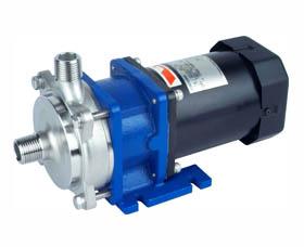 泓川小型不锈钢磁力泵GMB