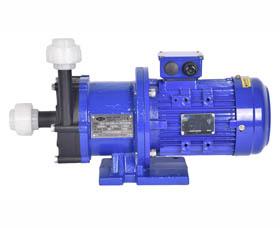 泓川氟塑料磁力泵GY-351PW-F