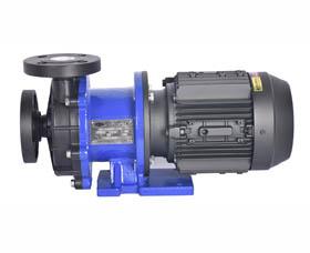 泓川氟塑料磁力泵GY-352PW-F