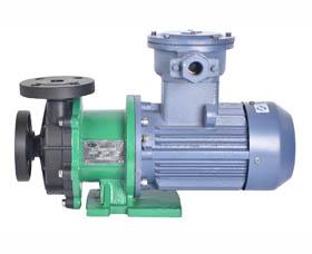 泓川氟塑料磁力泵GY-353PW-F