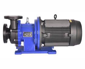 氟塑料耐腐蚀磁力泵GY-507PW-F