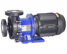 泓川塑料耐腐蚀磁力泵GY-352PW