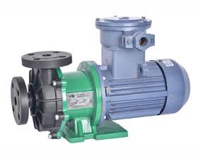 泓川塑料防爆磁力泵GY-353PW