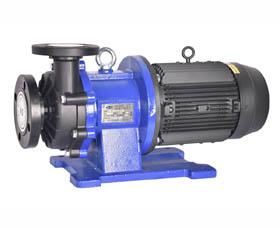 泓川塑料耐腐蚀磁力泵GY-505PW