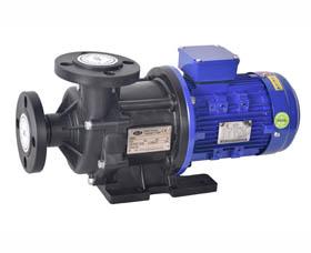 泓川PP塑料磁力泵GY-401PW