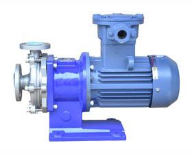 泓川不锈钢磁力泵GMP221