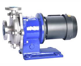泓川耐腐蚀不锈钢磁力泵GMP222