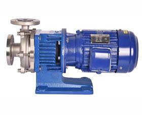 泓川耐高温磁力泵GMP421