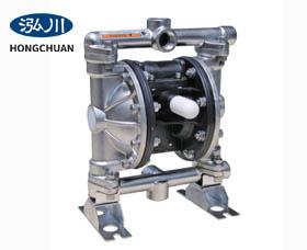 不锈钢气动隔膜泵GY15
