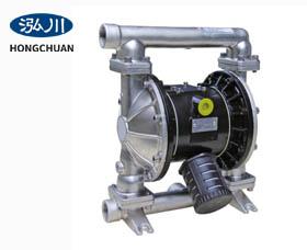 不锈钢气动隔膜泵GY25