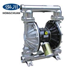 不锈钢气动隔膜泵GY50