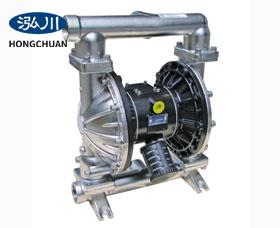 不锈钢气动隔膜泵GY40