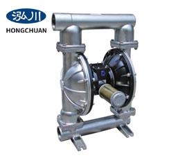 不锈钢气动隔膜泵GY80