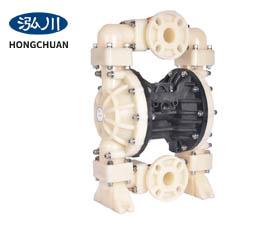 GY40耐酸碱塑料气动隔膜泵