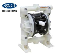 氟塑料气动隔膜泵GY15