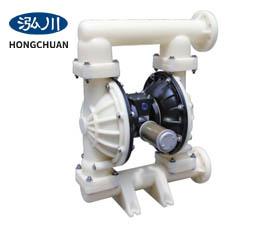 氟塑料气动隔膜泵GY80