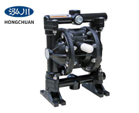 铸铁/铝合金气动隔膜泵GY15