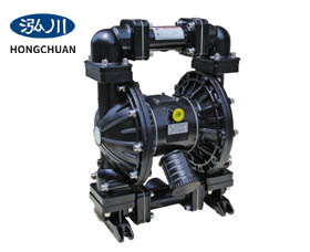 铸铁/铝合金气动隔膜泵GY25