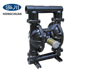 铸铁/铝合金气动隔膜泵GY80